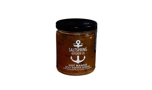 Hot Mango Spread- Code#: SP0316