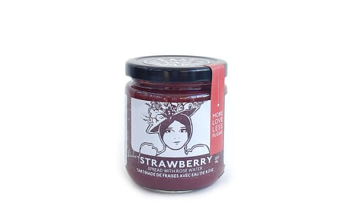 Strawberry with Rose Fruit Spread- Code#: SP0325