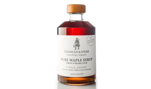 Organic Maple Syrup- Code#: SP0341