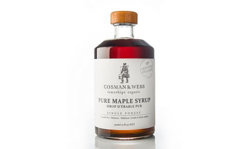 Organic Maple Syrup- Code#: SP0342