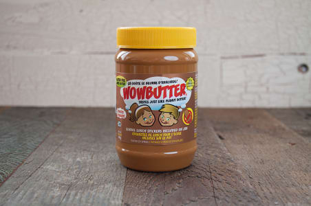 Crunchy Butter - Tastes just like peanut butter!- Code#: SP037