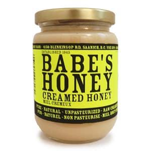 Creamed Honey- Code#: SP1000