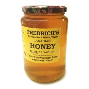 Liquid Honey - Canada's #1 White - Unpasteurized/Raw Honey- Code#: SP1004