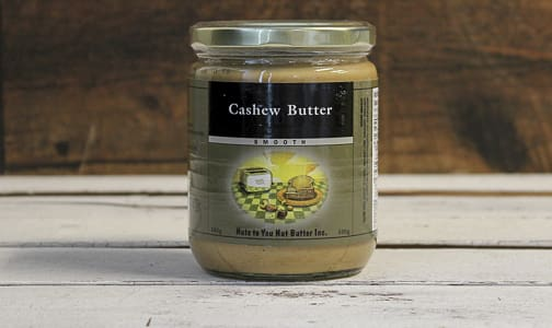 Cashew Butter- Code#: SP1032