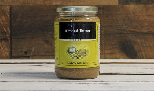 Smooth Almond Butter- Code#: SP1036