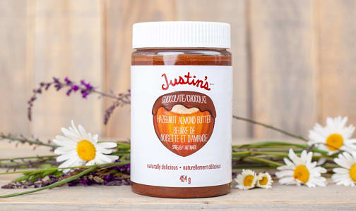Hazelnut Chocolate Almond Butter- Code#: SP1250