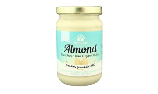Organic Whole Skinned Almond Butter- Code#: SP1297