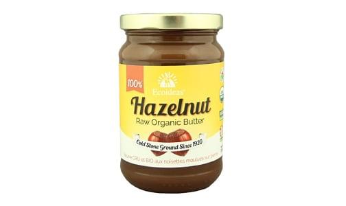 Organic Hazelnut Butter- Code#: SP1299