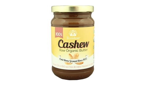 Organic Cashew Butter- Code#: SP1300