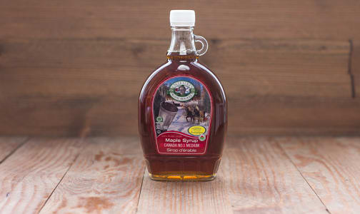 Organic Maple Syrup Amber Rich- Code#: SP300
