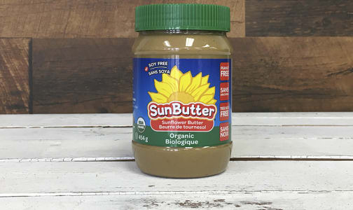 Organic Sunbutter Original- Code#: SP3104