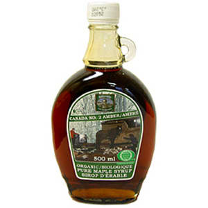 Organic Maple Syrup Dark- Code#: SP3300