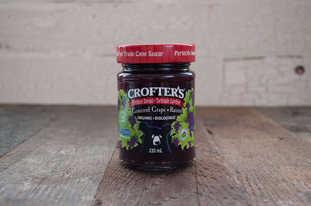 Organic Concord Grape Premium Fruit Spread- Code#: SP410