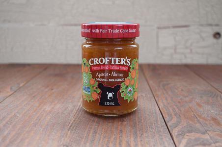 Organic Apricot Premium Fruit Spread (Non-GMO Certified)- Code#: SP603