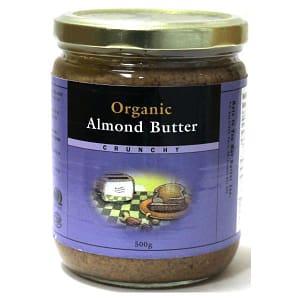 Organic Crunchy Almond Butter- Code#: SP7201