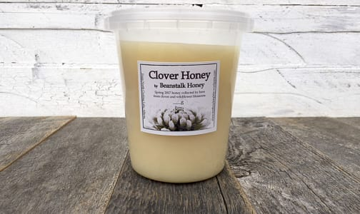 Creamed Clover Honey- Code#: SP8013