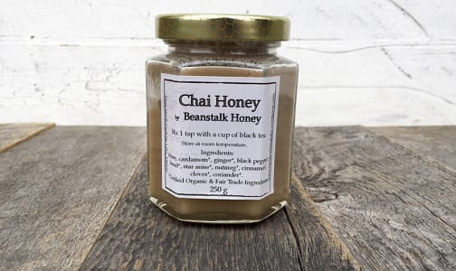 Chai Infused Honey- Code#: SP8016