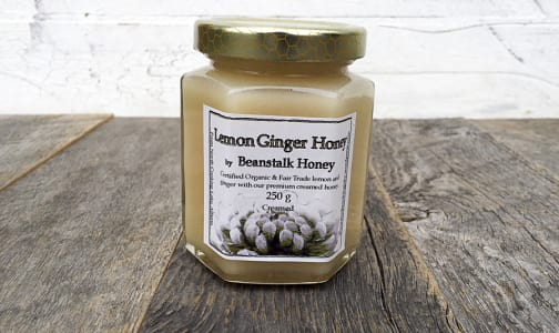 Lemon Ginger Honey- Code#: SP8017