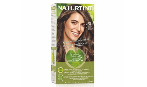 Naturtint Green Technologies 5G (Light Golden Chestnut)- Code#: TG002
