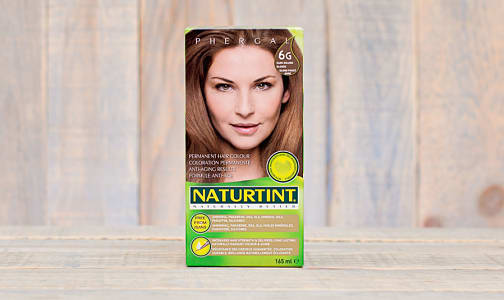 Naturtint Green Technologies 6G (Dark Golden Blonde)- Code#: TG003