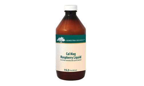Calcium Magnesium Raspberry Liquid- Code#: TG0047