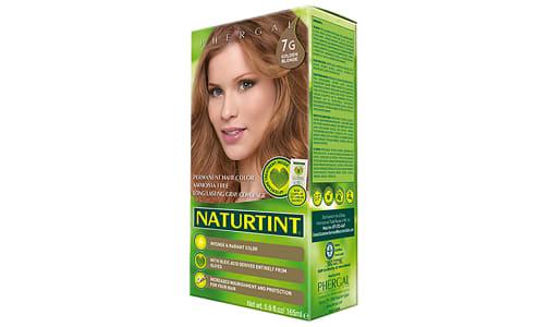 Naturtint Green Technologies 7G (Golden Blonde)- Code#: TG004
