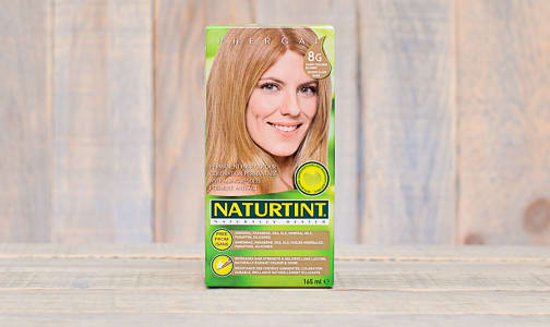 Naturtint Green Technologies 8G (Sandy Golden Blonde)- Code#: TG005