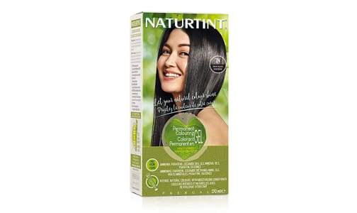 Naturtint Green Technologies 1N (Ebony Black)- Code#: TG009