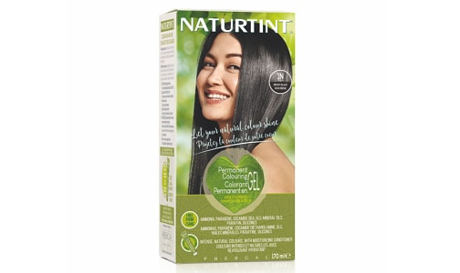 Naturtint Green Technologies 1N (Ebony Black)- Code#: TG009
