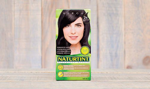 Naturtint Green Technologies 2N (Brown Black)- Code#: TG010