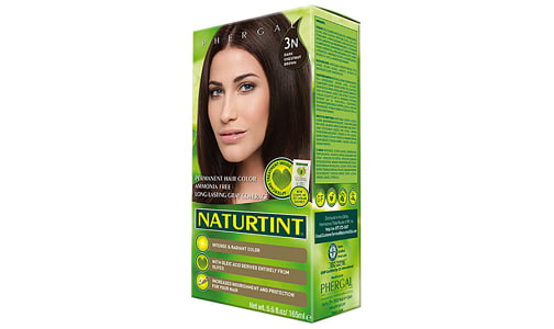 Naturtint Green Technologies 3N (Dark Chestnut Brown)- Code#: TG011