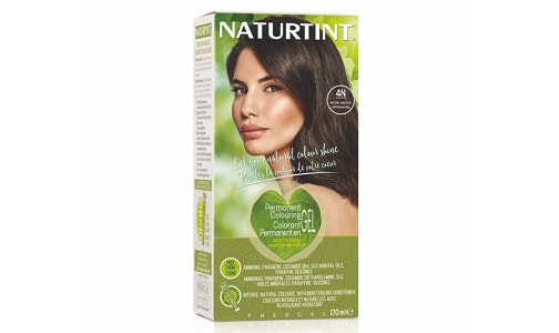 Naturtint Green Technologies 4N (Natural Chestnut)- Code#: TG012