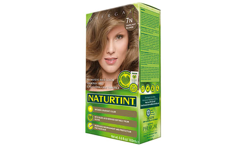 Naturtint Green Technologies 7N (Hazelnut Blonde)- Code#: TG015