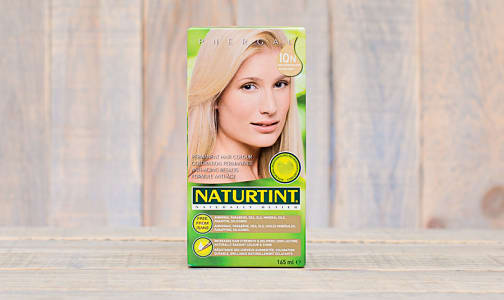 Naturtint Green Technologies 10N (Light Dawn Blonde)- Code#: TG018
