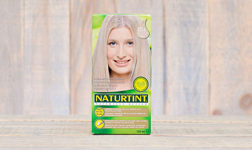Naturtint Green Technologies 10A (Light Ash Blonde)- Code#: TG020