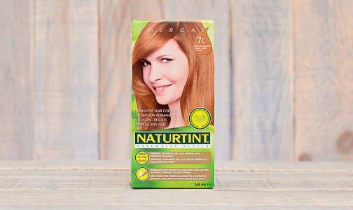 Naturtint Green Technologies 7C (Terracotta Blonde)- Code#: TG022