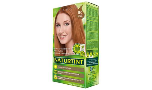 Naturtint Green Technologies 8C (Copper Blonde)- Code#: TG023