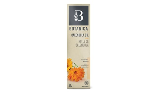 Calendula Oil - Topical Antiseptic & Healing Oil- Code#: TG033