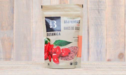 Organic Goji Berries (Certified Organic)- Code#: TG079