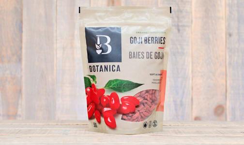 Organic Goji Berries- Code#: TG080