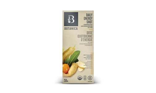 Organic Fermented Ashwagandha (Certified Organic) - Adaptogenic Tonic- Code#: TG085