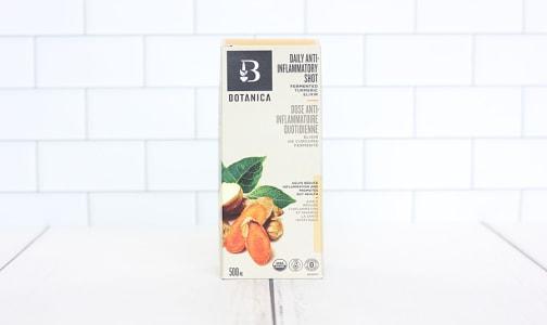 Organic Fermented Turmeric and Ginger (Daily Anti-Inflammatory Shot)- Code#: TG088