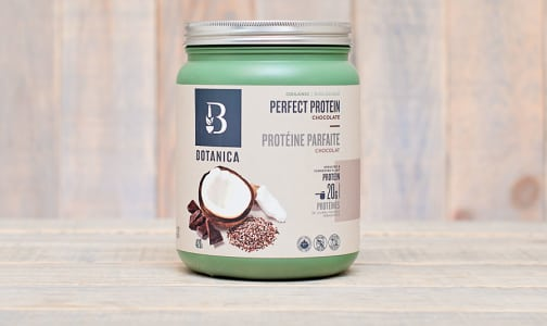 Organic Perfect Protein (Certified Organic, Vegan) - Chocolate- Code#: TG130