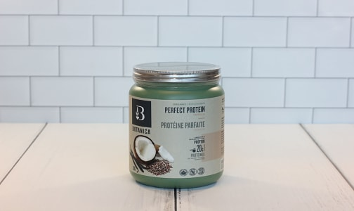 Organic Perfect Protein - Vanilla- Code#: TG132