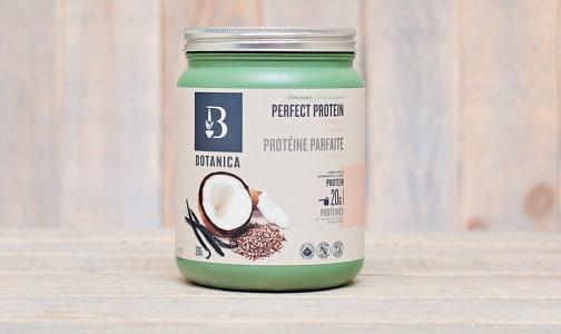 Organic Perfect Protein (Certified Organic, Vegan) - Vanilla- Code#: TG132