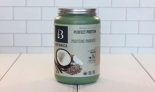 Organic Perfect Protein (Certified Organic, Vegan) - Vanilla- Code#: TG133