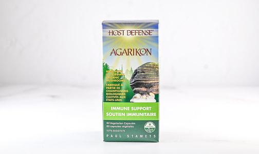 Organic Agarikon (Fomitopsis Officinalis) Capsules- Code#: TG149