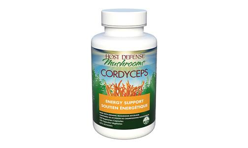 Organic Cordyceps (Cordyceps Sinensis) Capsules- Code#: TG153
