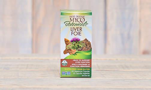 Organic MycoBotanicals Liver- Code#: TG158