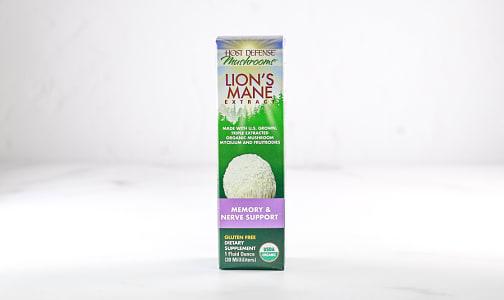 Organic Lion's Mane (Hericium Erinaceus) Extract- Code#: TG161